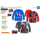 Spiderman - Langarm T-Shirt 100% Baumwolle