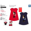 Minnie - Kurzärmliges Kleid aus 100% Polyester