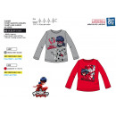 LADY BUG - 100% coton Long Sleeve T-Shirt