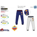 grossiste Vetements enfant et bebe: FIREMAN SAM - pantalon jogging 100% polyester