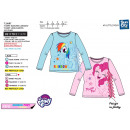 MY LITTLE PONY - t-shirt manches longues 100% coto