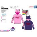 My Little Pony - hooded sweatshirt 65% polyester /