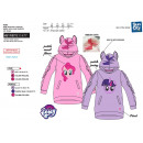 My Little Pony - 65% polyester / 35 hooded dress