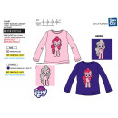 MY LITTLE PONY - t-shirt manches longues sequins 1