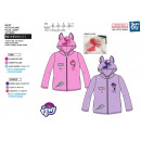 wholesale Childrens & Baby Clothing: My Little Pony - fleece jacket 100% polyester