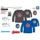 Avengers CLASSIC - T-Shirt maniche lunghe T-Shirt