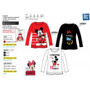 Minnie - T-Shirt manga larga 100% algodón