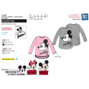 Mickey - Long Sleeve T-Shirt 95% cotton / 5% e