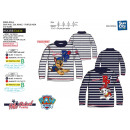 grossiste Vetements enfant et bebe: PAW PATROL - sous pull-over 100% coton