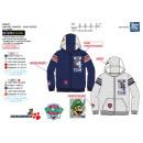 Paw Patrol - hooded sweatshirt 65% polyester / 3