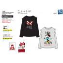 Minnie - 100% katoen T-Shirt lange mouw