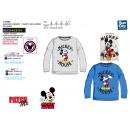 Mickey - T-Shirt długim rękawem 100% bawełna