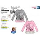 FROZEN - t-shirt manches longues 95% cotton / 5% e
