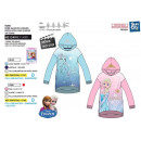 frozen - 100% polyester hooded dress