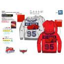Cars - Kangaroo sweatshirt 65% polyester / 35% cot
