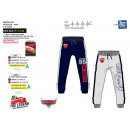 CARS - pantalon jogging 65% polyester / 35% cotton