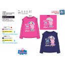 Peppa Pig - 100% coton Long Sleeve T-Shirt