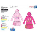 Peppa Pig - hooded dress 65% polyester / 35% cot