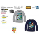 Toy Story - 100% coton Long Sleeve T-Shirt
