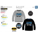 Batman - T-Shirt long sleeve T-Shirt 100% coto