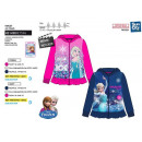 FROZEN - sweat capuche zippe 100% polyester