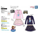 frozen - set 2 pieces skirt & T-Shirt 95% cott