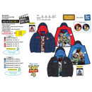 Toy Story - 100% polyester down jacket