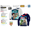 TOY STORY - sweat capuche zippe 100% polyester