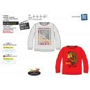 ROI LION - t-shirt manches longues 100% coton