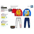 ROI LION - jogging capuche 100% polyester