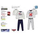 Cars - 100% coton long pajamas