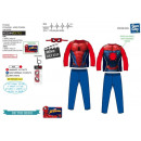 SPIDERMAN - pyjama & masque 100% coton