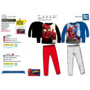 SPIDERMAN - pyjama long 100% polyester
