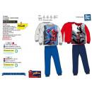 SPIDERMAN - pyjama long polaire 100% polyester