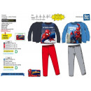 SPIDERMAN - pyjama long coral 100% polyester
