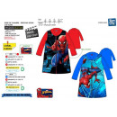 Spiderman - 100% polyester coral dressing gown