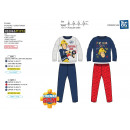 Fireman Sam - 100% coton long pajamas