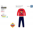 Fireman Sam - pijamas largos 75% algodón / 25% pol