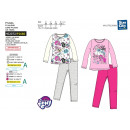 MY LITTLE PONY - pyjama long 100% coton