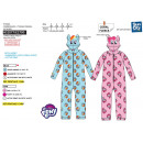 My Little Pony - 100% polyester jumpsuit