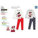 Minnie - 100% coton long pajamas