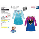 frozen - nightgown 100% polyester