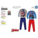 mayorista Pijamas: Avengers CLASSIC - algodón largo 100% algodón