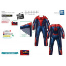 Spiderman - 100% polyester combination