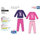Peppa Pig - long pajamas 75% cotton / 25% polyeste