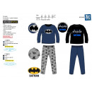 BATMAN - pyjama long 100% coton