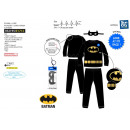 Batman - pajamas & 100% coton mask