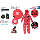LADY BUG - combi phosphorescent 100% polyester