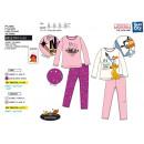 ROI LION - 100% coton long pajamas
