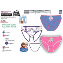 frozen - box of 3 panties 100% coton